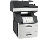 Multifonctions lexmark